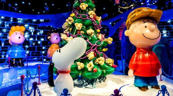 Vignette #5: Ho, Ho, Ho, It's a Very Taiwanese Christmas