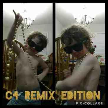 C4 remix edition