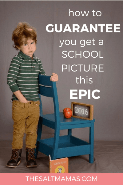 Aiming for the perfect school picture? Check out these three things you need to let go! #pictureday #schoolpictures #picitureperfect #pictures #kindergartenpictures #preschoolpictures