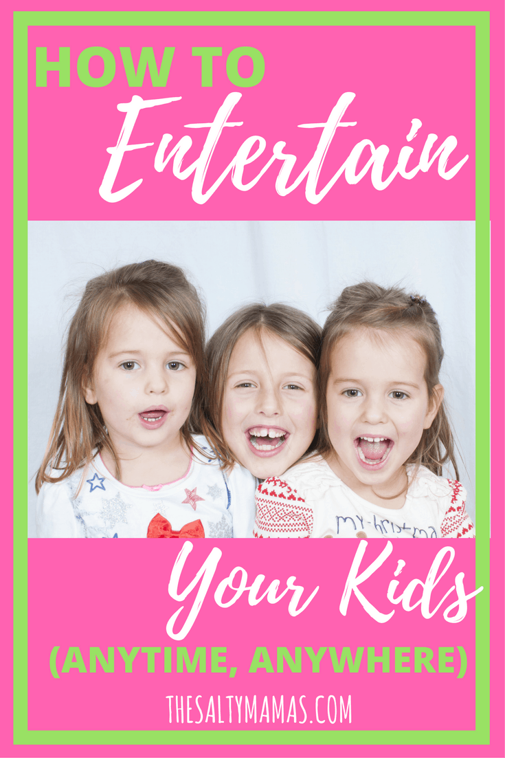 Road trips, appointments, flying with kids? We've got the perfect solution to entertain your kids anytime, anywhere at thesaltymamas.com #busybag #roadtrip #flyingwithkids