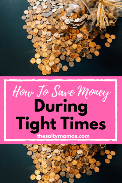Looking for ways to stretch your budget and bring in extra money? Trying to figure out how to make it on one income? You're not alone. Read how two mamas are making it work, at thesaltymamas.com. #oneincome #budget #savemoney #stayathomemom