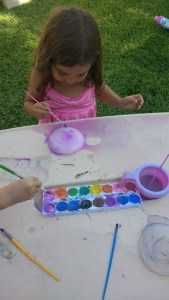 Four Fun, Crazy-Engaging Process Art Activities for Kids. Set up these process art projects using materials you already have on hand! Find the details at TheSaltyMamas.com.
