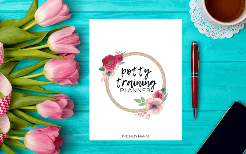 Printable Potty Training Planner for Busy Moms