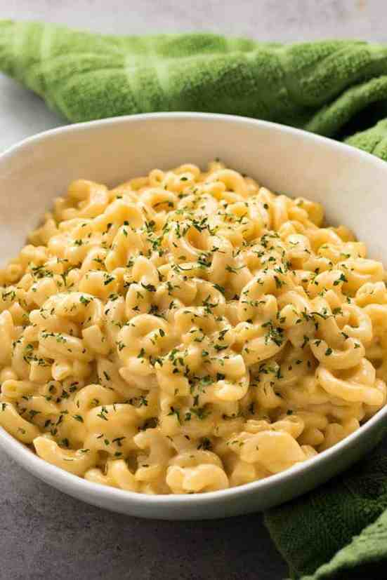 Image result for Mac and Cheese instant pot