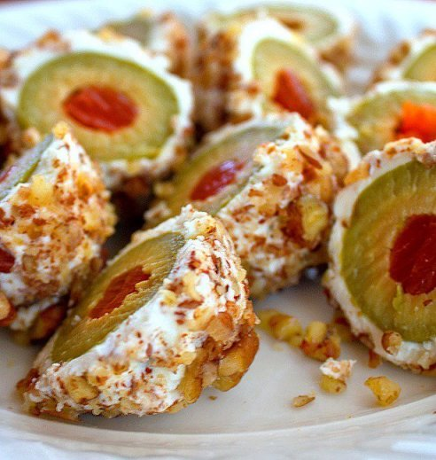 cream-cheese-wrapped-olives