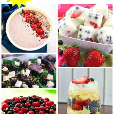 9 bursting berry recipes for summer