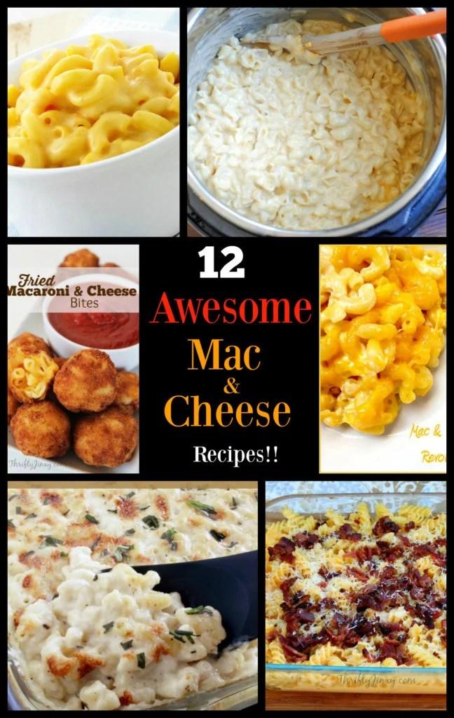 12 creamy mac n cheese recipes