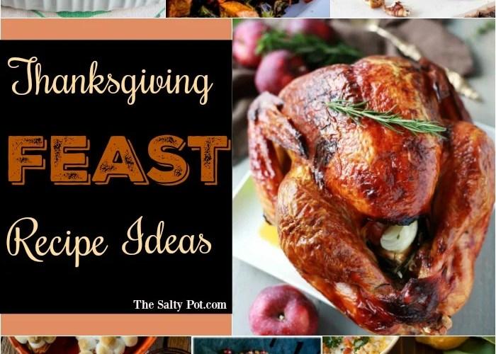 20 scrumptious thanksgiving feast recipes!!