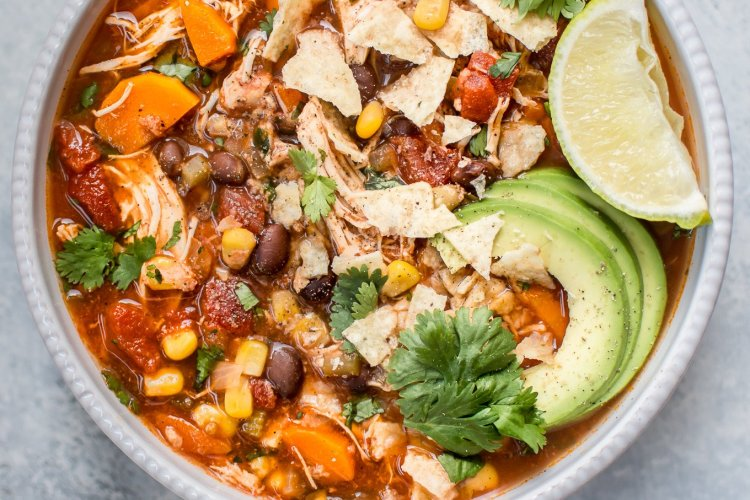 20 Slow Cooker Comfort Soup and Stew Recipes