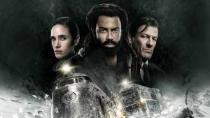 Snowpiercer TV drama promo poster