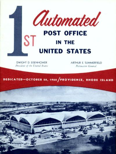 Rhode Island Postal History - Informational Booklet ...