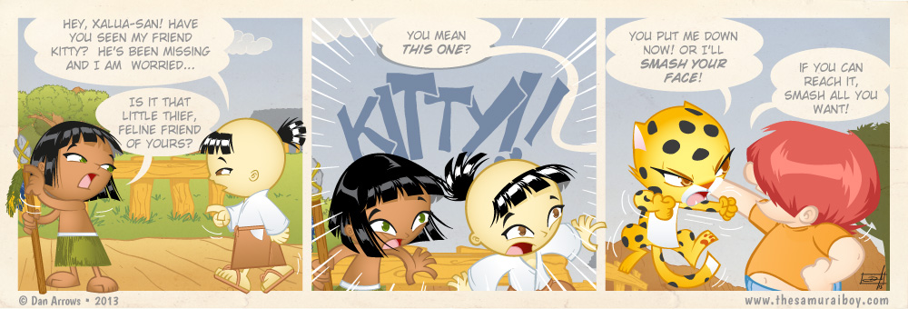 Kitty smash!