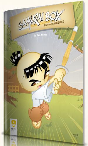 Compre a revista Samurai Boy - Aprendiz