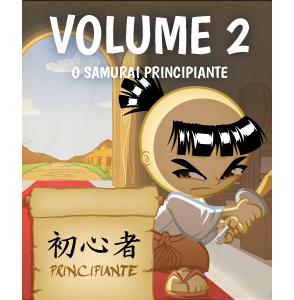 Samurai Boy - Volume 2: Principiante