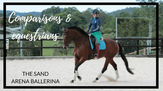 Comparisons & Equestrians