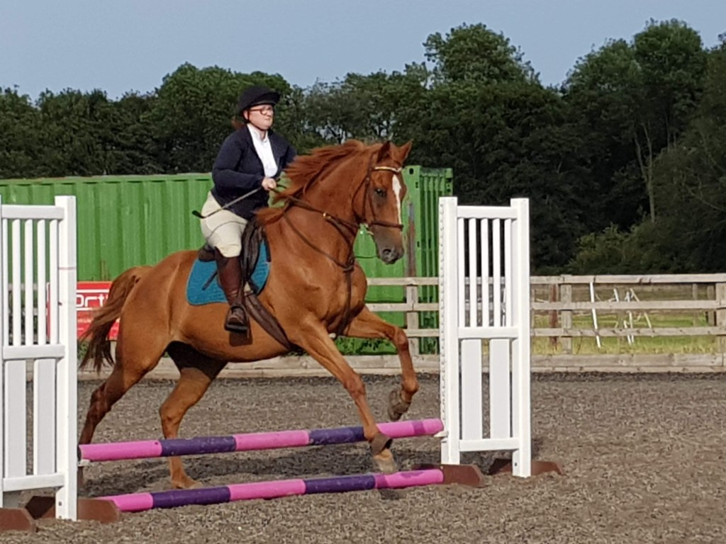 Ruby Butchers is a rider and blogger from the UK and shares her thoughts on body image with us