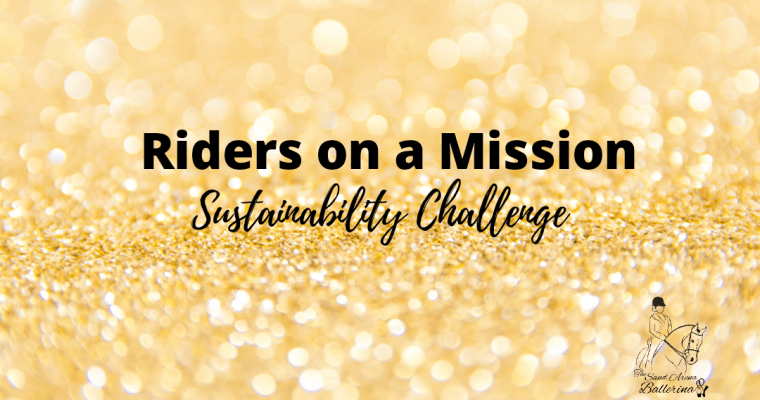 Riders on a mission sustainability challenge