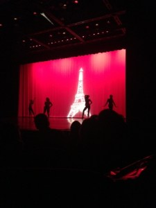 Paris Dance (Taken by Emma Fuzie)