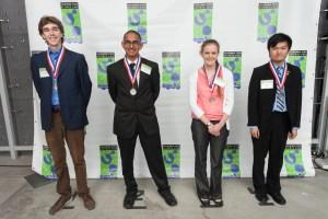 2012 3rd place cal state sceince fair