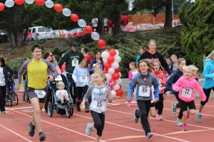 Last year's College Cap Classic, a 5K/2K for all ages, has been replaced by this year's Mummy Mayhem Run.