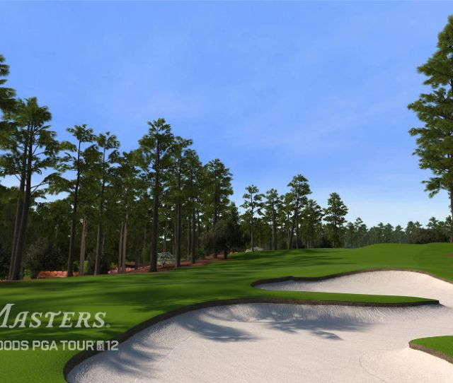 Tiger Woods Pga Tour 12 The Masters Pc Demo Download
