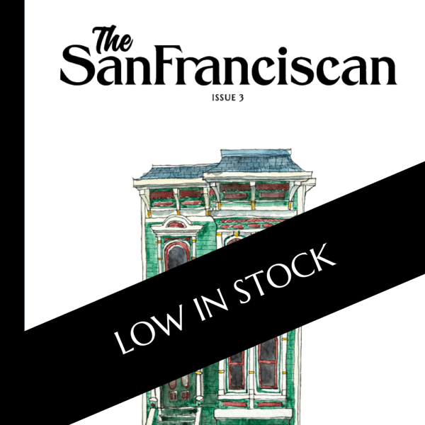 Issue 3 - Low in Stock