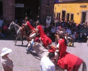centurions horses
