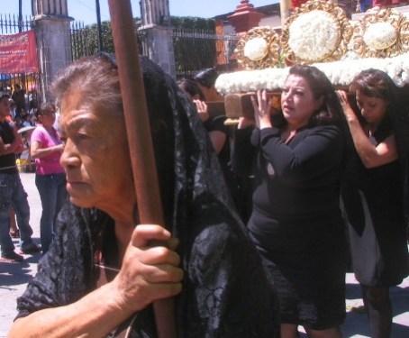 procession start