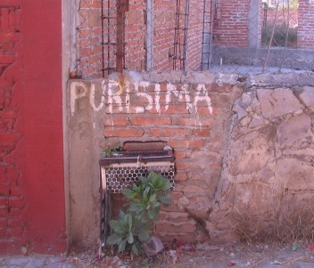 Calle Purisima