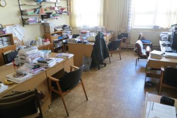 English teachers office