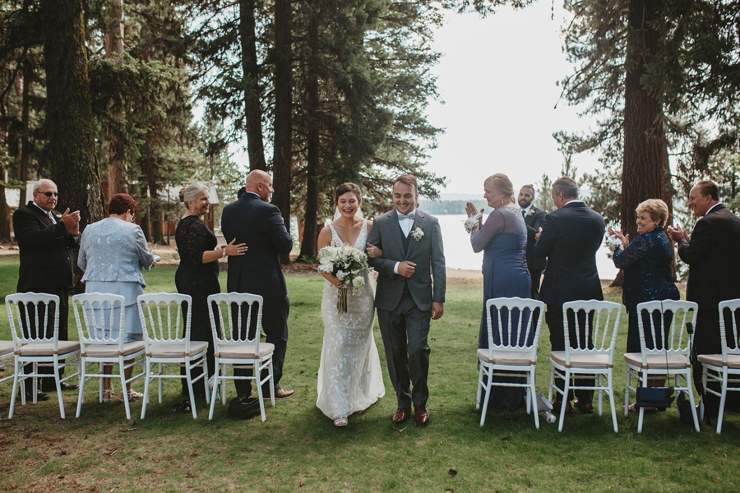 Getting Married at Ponderosa State Park in McCall Idaho