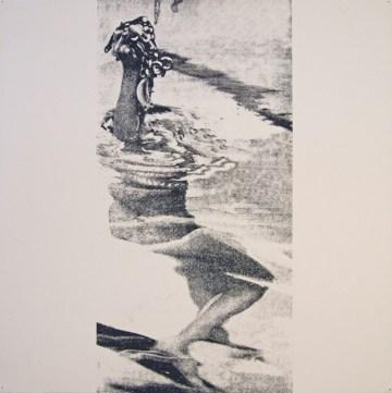 Untitled, screenprint, 'Her Kind' series, 2012