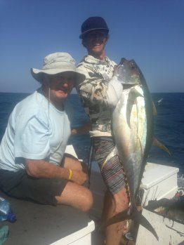 John van Reenen Yellowfin Tuna