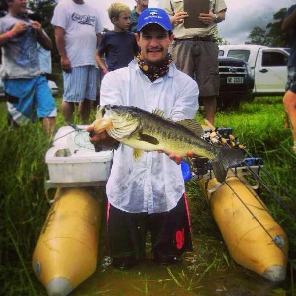 Largemouth Bass...