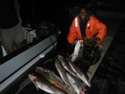 7.5 Geelbek Salmon...a half a fish short of our quota...