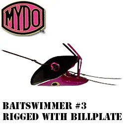 MYDO # 3 With Billplate