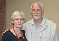 Laurain and Jim Goss-Ross (Umkomaas).