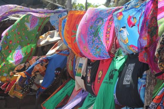 Mercado do Tofo - half price everything in Tofo right now