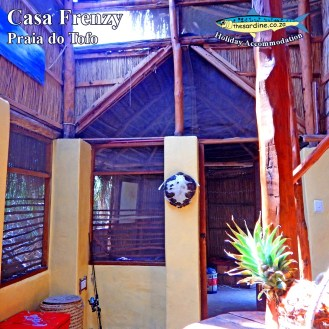 Inside Casa Frenzy