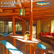 Casa Frenzy - your Holiday Home in Tofo