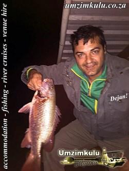 Dejan Vujevic and his Umzimkulu Rock Salmon