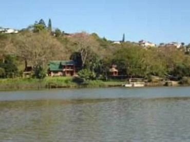 The Umzimkulu Marina in Port Shepstone. Self catering dream fishing location.