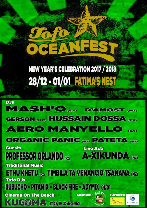Tofo Ocean Festival 2017