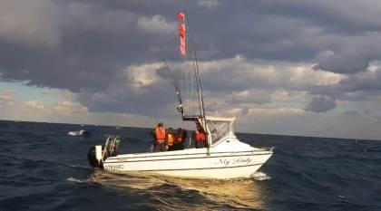 The 2018 Sailfish Interprovincial at Sodwana Bay by Captain Len Mathews