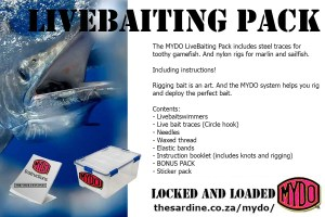 MYDO LiveBaiting Pack