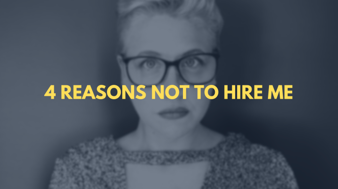Reasons not to hire an SEO content writer