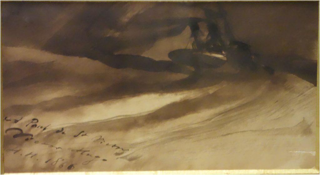La Durande by Victor Hugo
