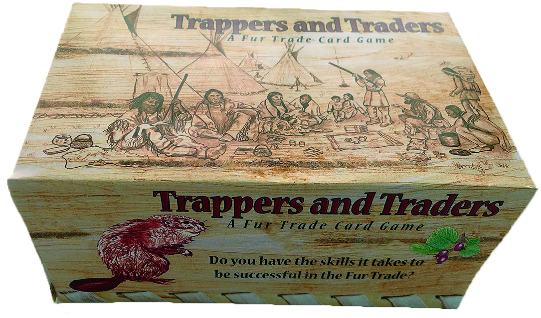 Trappers and Traders: A Fur Trade Card Game