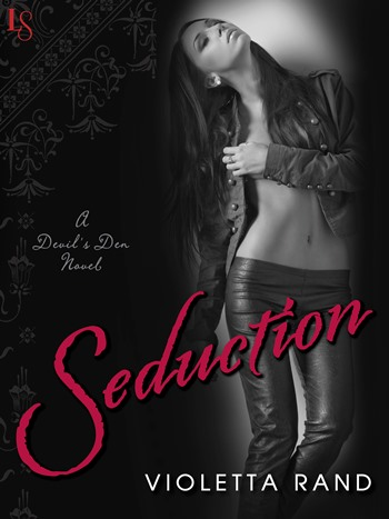 SEDUCTION by Violetta Rand: ARC Review & Giveaway