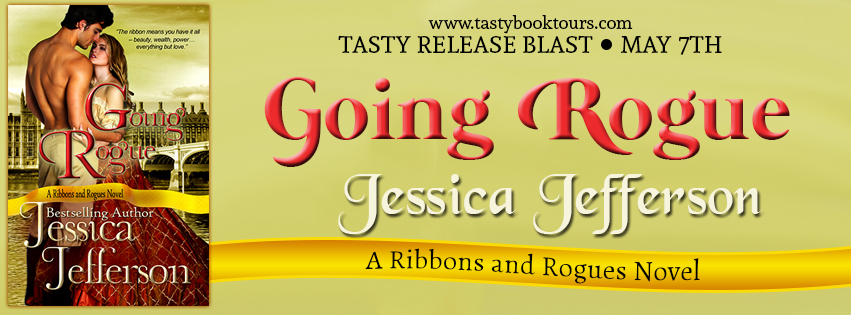 GOING ROGUE by Jessica Jefferson: Release Blast